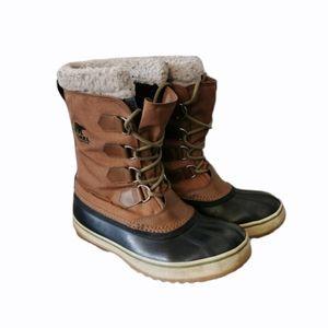 Sorel Men's Tan Winter boot Size 9